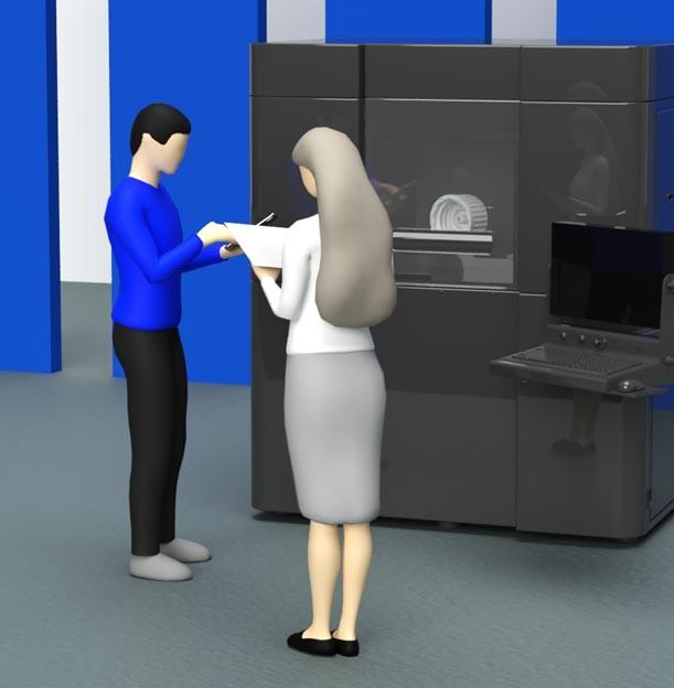 Prototype en 3D-printen