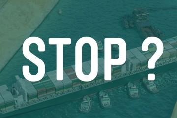 Prijzen voor containers terug uit China