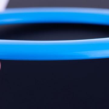 plastic spuitgieten van een frisbee